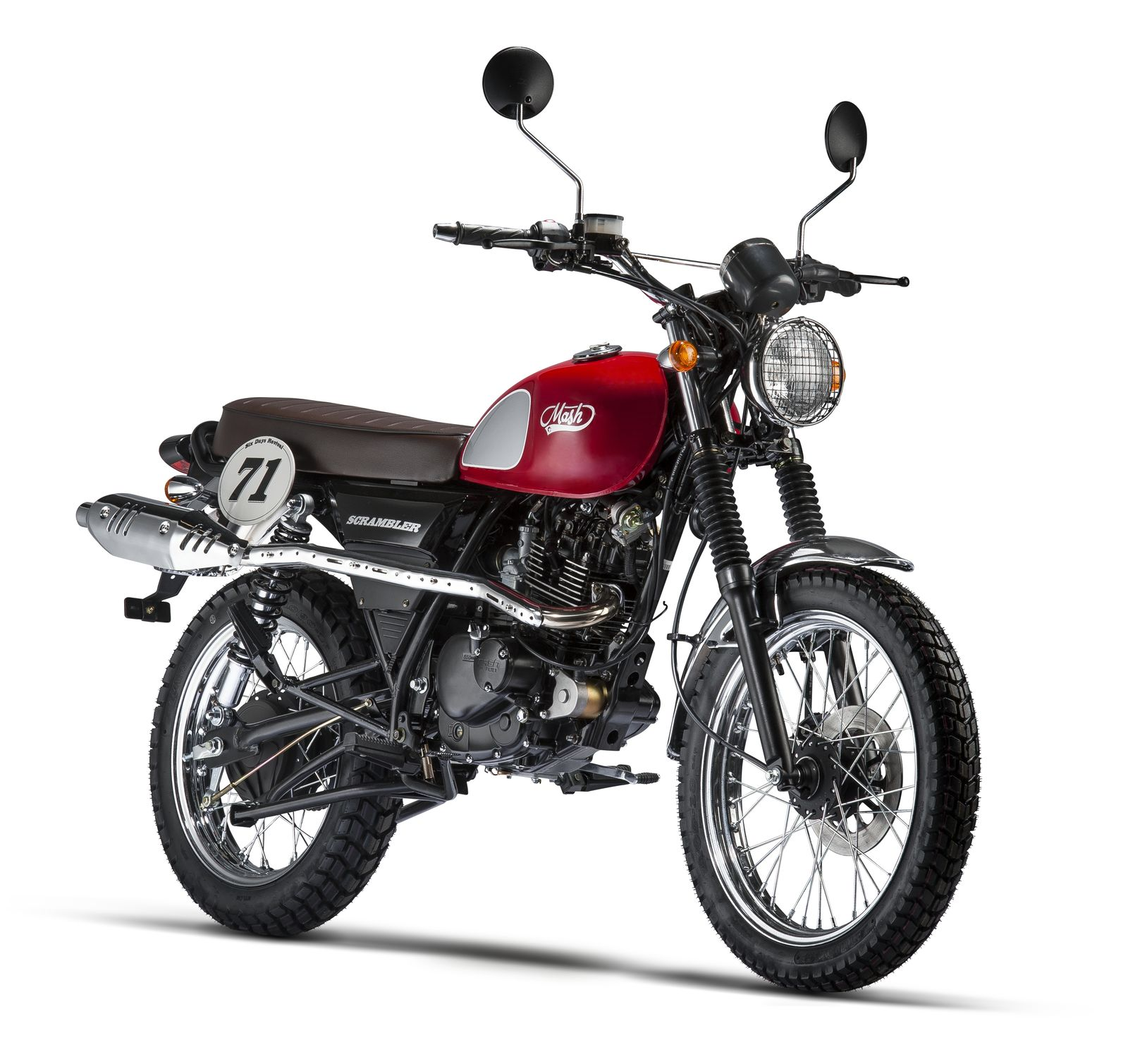 tendance roadster a choisi de distribuer la gamme des motos 125cc et des scooters de la marque. Black Bedroom Furniture Sets. Home Design Ideas