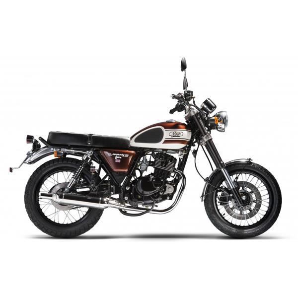 mash motorcycles 125 toute la gamme. Black Bedroom Furniture Sets. Home Design Ideas