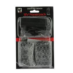 Kit batteries pour gants chauffants VQuattro