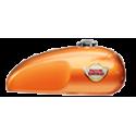 Réservoir Twin Orange Crush