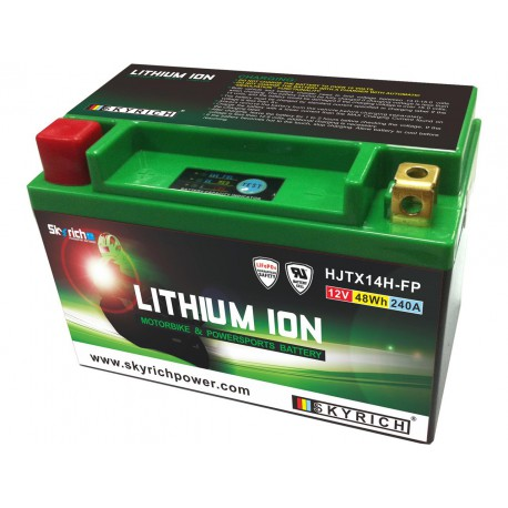 Batterie SKYRICH Lithium Ion Twin 650cc