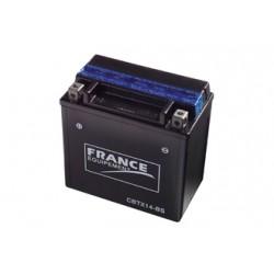 Batterie Twin 650cc