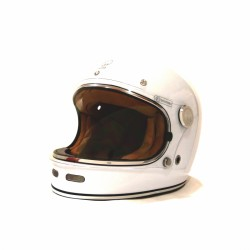 CASQUE MOTO INTEGRAL MÂRKÖ FULL MOON BLANC