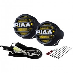 PIAA FOG LIGHT LP530 8 W BLACK