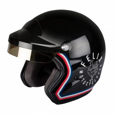 Casque Felix Signature noir ST520