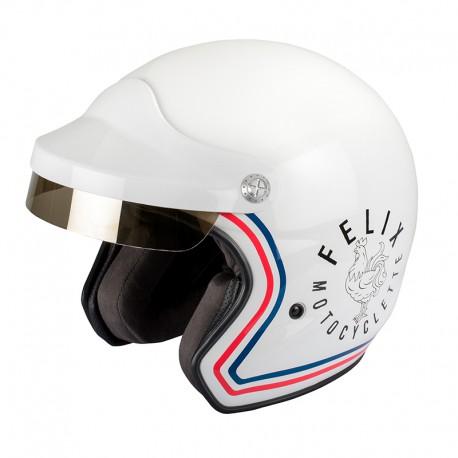 Casque Felix Signature Blanc ST520