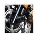 Protection de fourche R&G RACING noir Royal Enfield