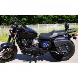 Sacoches Country Bobber