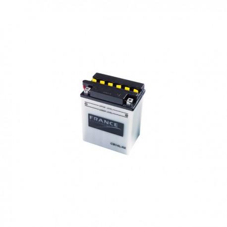 Batterie Yuasa pour Royal Enfield ( Hors Acide )