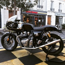 Royal Enfield Continental GT 650 Vitesse Black Magic