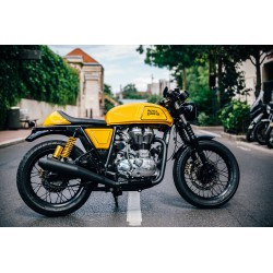 Royal Enfield Continental GT Yellow Cab 535