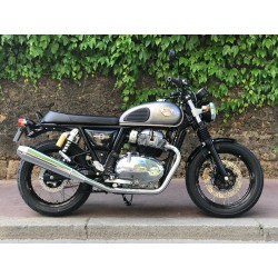 Royal Enfield Interceptor 650 Ravishing Spectre