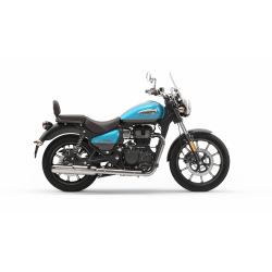 Royal Enfield Meteor 350 Supernova blue