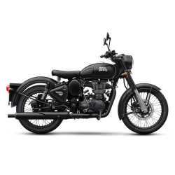 Royal Enfield Bullet Classic Stealth Black