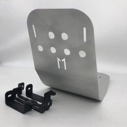 Sabot moteur en aluminium Le Motographe