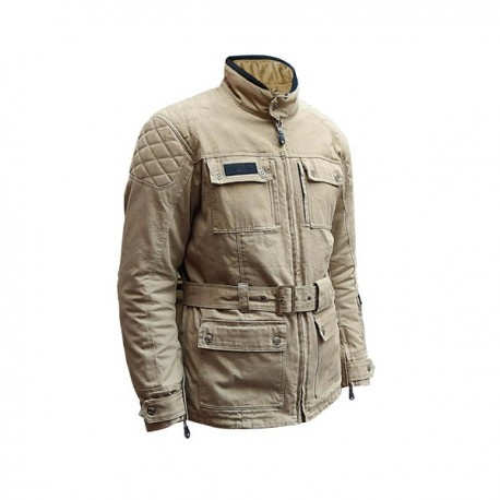 Veste Canvas Homme - Sable