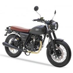 Mash Seventy New 125cc Euro 5 Noir Mat