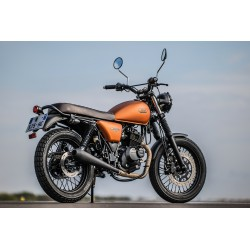 Mash Seventy New 125cc Euro 5 Copper