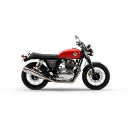 Royal Enfield Interceptor 650 Canyon Red