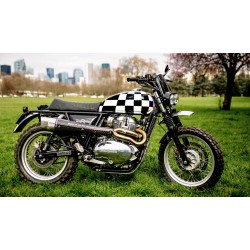 Royal Enfield Interceptor Scrambler Felix Grand Prix