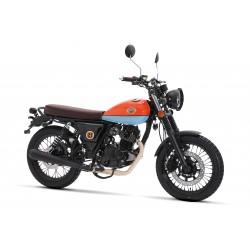 Mash Seventy New 125cc Euro 5 Copper