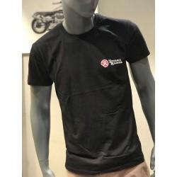 T-Shirt Tendance Roadster Noir