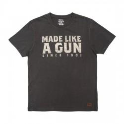 T-shirt Made like a gun
