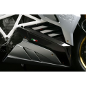 Finned fairing Carbon (LEFT AND RIGHT) Energica Eva