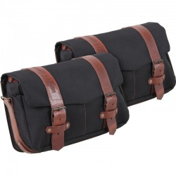 Paire Sacoches Legacy Courier Bag Pack M/M - Type C-Bow
